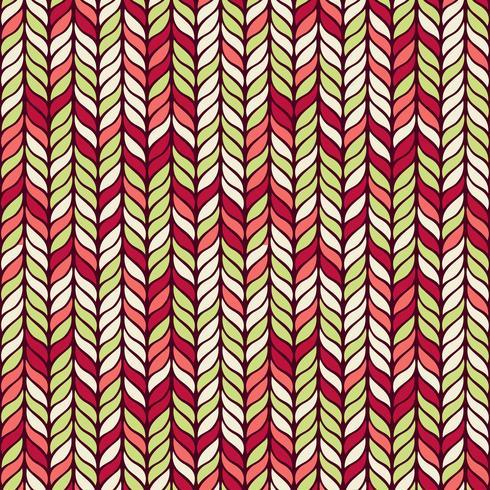 Abstract naadloos patroon vector