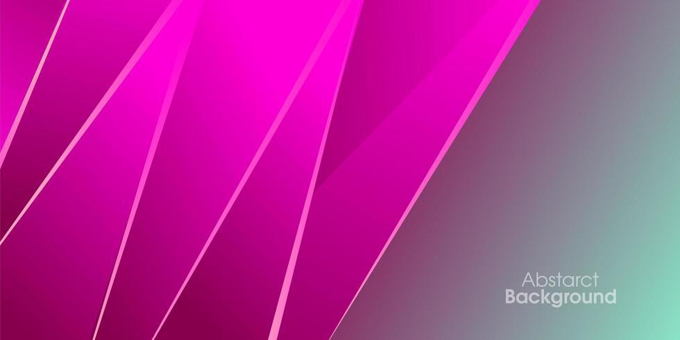 Paarse geometrische abstracte achtergrond vector