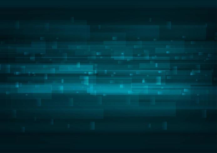 abstract technologie hallo snelheidsconcept vector