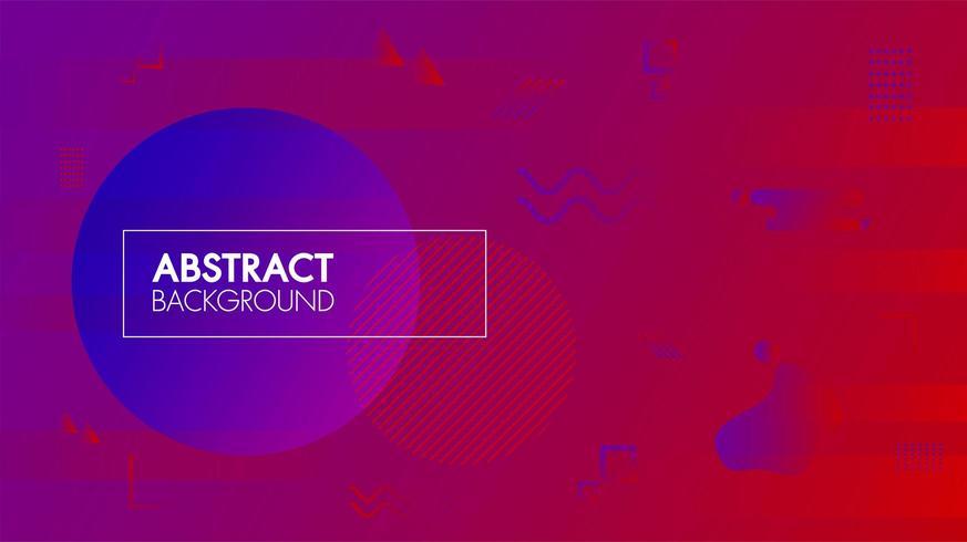 Abstract modern grafisch element als achtergrond vector