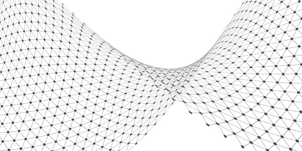 Stromend rooster in zwart en wit vector