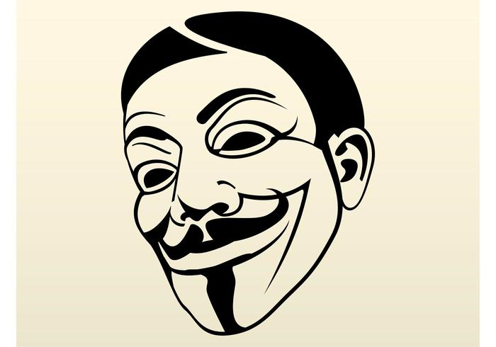 Anoniem Symbool vector