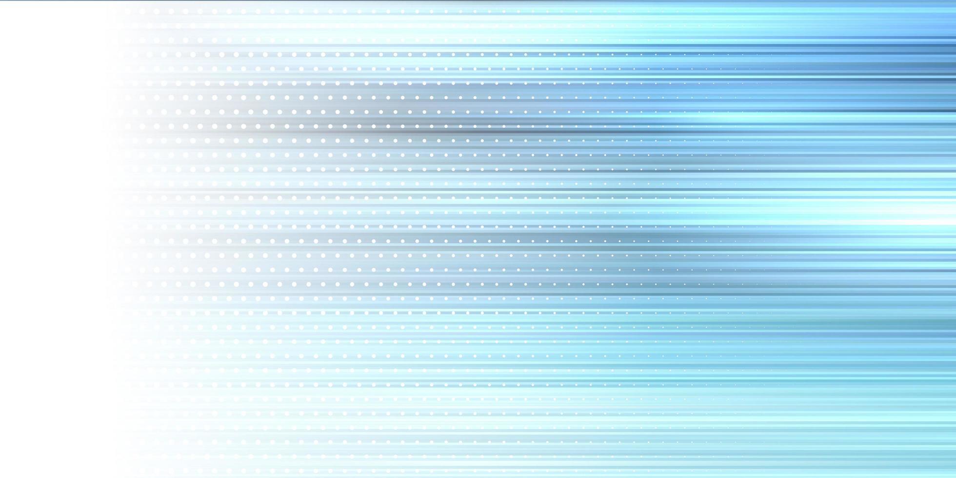 abstracte banner met modern techno-ontwerp vector