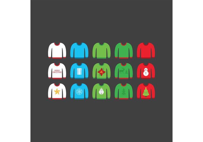 Lelijk Christmas Sweater Pack vector