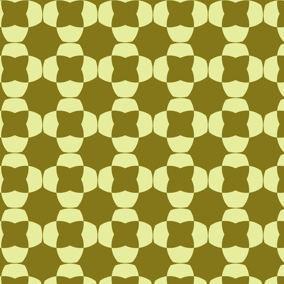 elegante bloemvorm kalkpatroon vector
