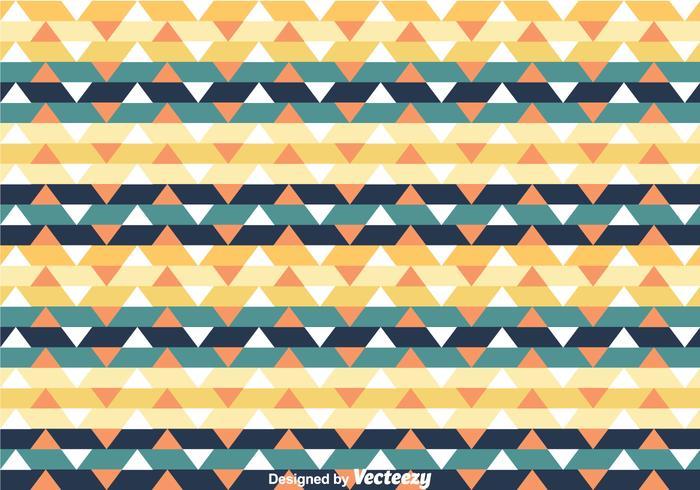 Kleurrijk Azteekpatroon vector
