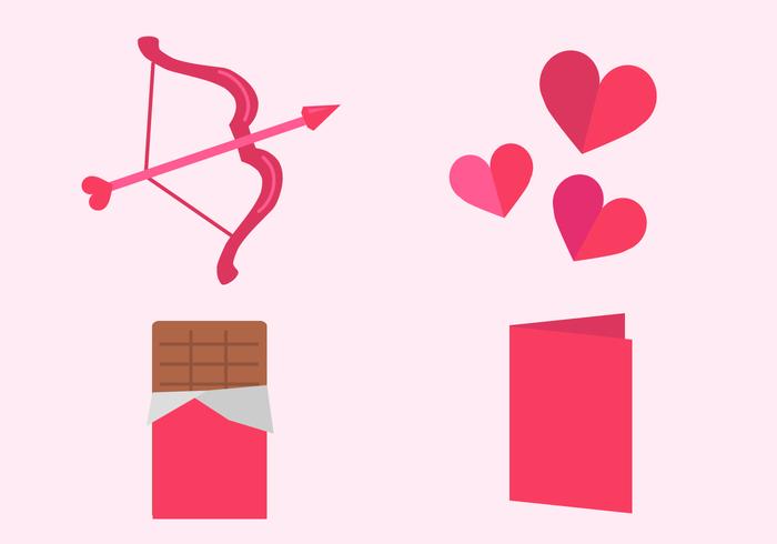 Gratis Cupido's Bow Vector