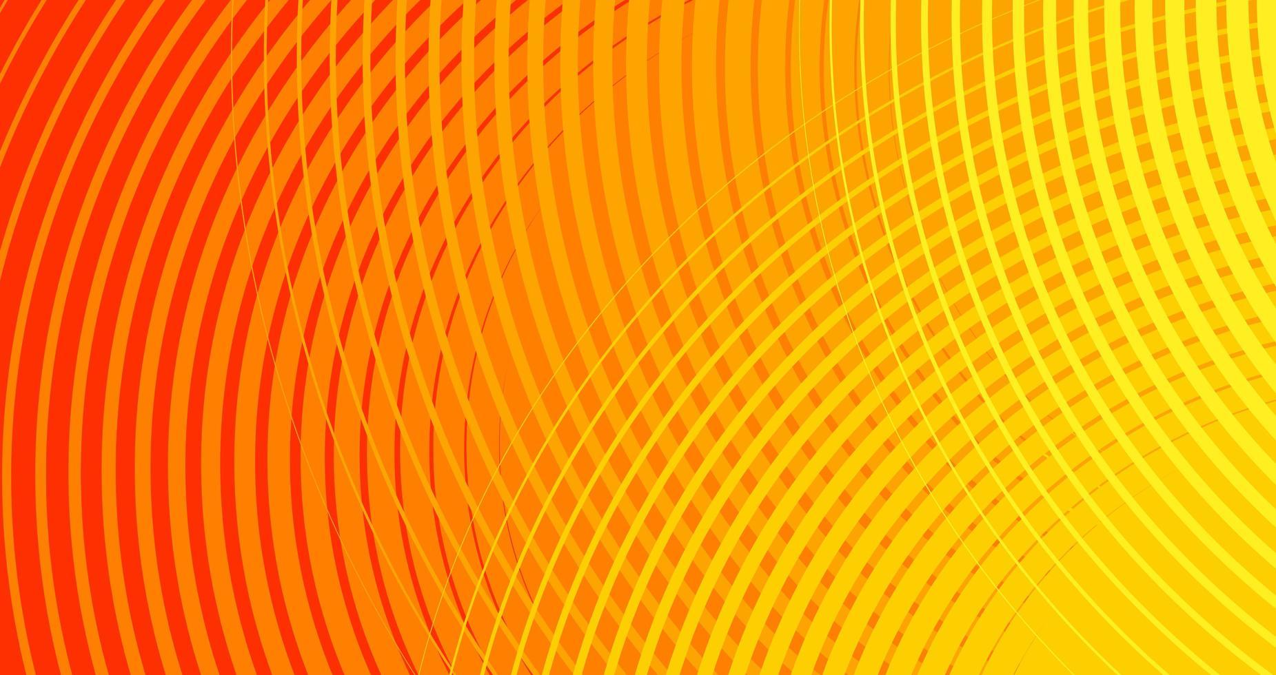 gelaagde lijnen verloop abstracte achtergrond vector