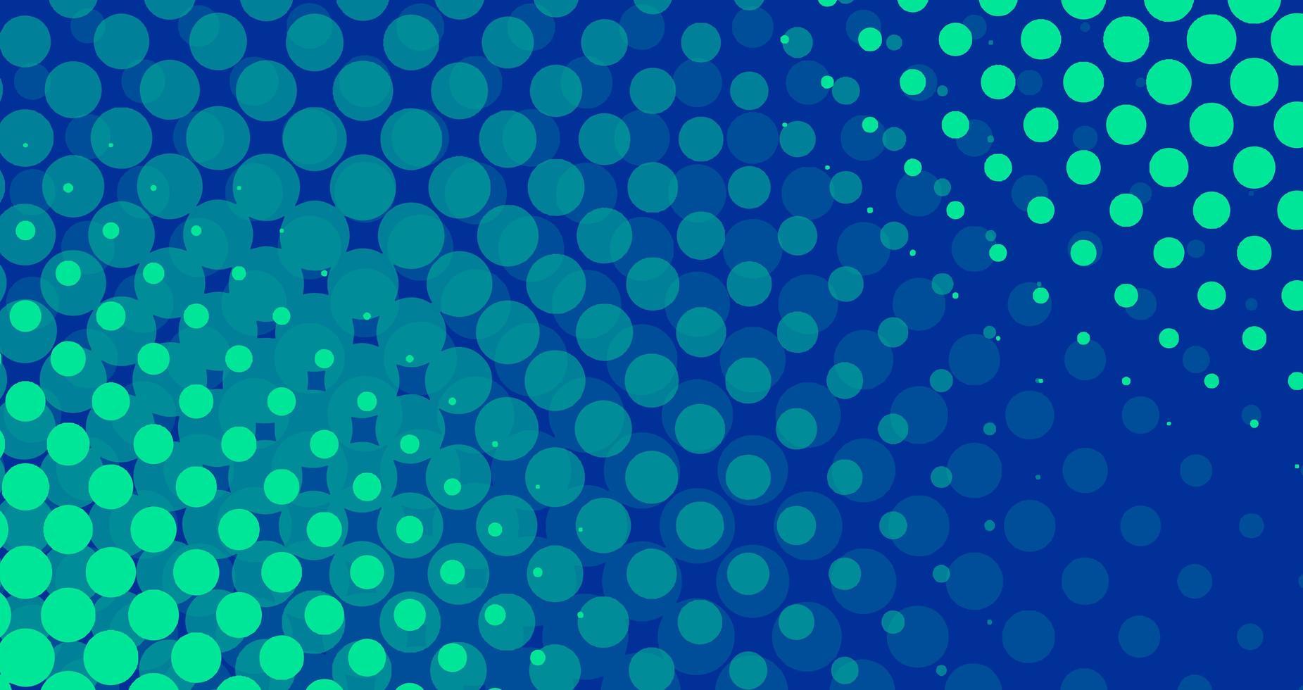 abstract gelaagde kleurovergang dot stijl achtergrond vector