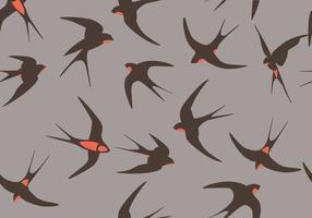 Zwaluwvectoren vector