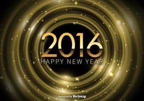 Gelukkig Nieuwjaar 2016 achtergrond