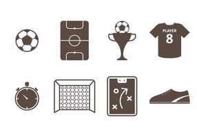 Futsal Pictogram vector