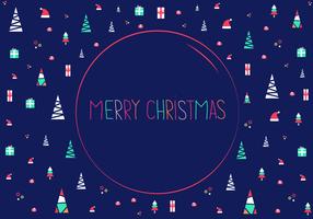 Gratis Kerst Vector