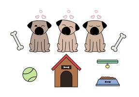 Gratis Hond Vector