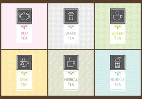 Thee Labels vector