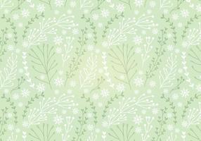 Botanisch Vector Naadloos Patroon