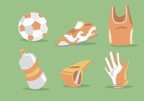 Futsal vector set
