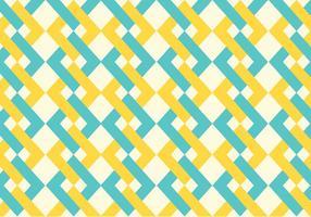 Interlocking Abstract Patroon Achtergrond