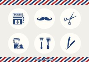 Gratis Kapper Tools Vector