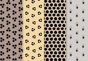 Gratis Animal Print Pattern Vector