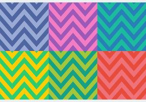 Gratis Colorful Herringbone Patterns