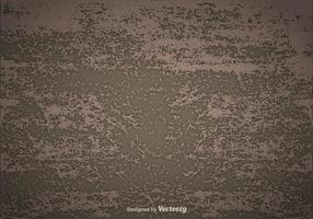Bruine Grunge Overlay Vector