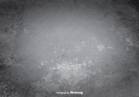 Grijze Grunge Wall Background Vector