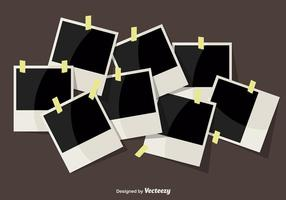 Foto Collage Vector