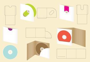 Diepte-CD-Envelope vector