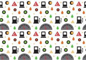 Gratis brandstofmeterpatroon # 2 vector