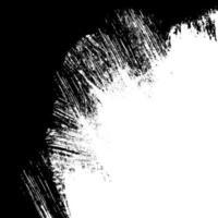 grunge penseelstreek textuur
