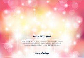Mooie Kleurrijke Abstracte Sparkle Vectorillustratie vector