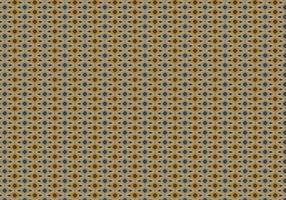 Aardachtige Diamantpatroon Vector