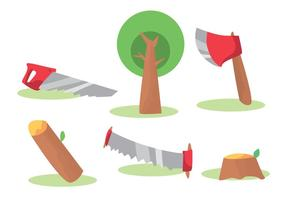 Logging vector set