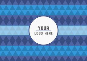 Gratis Geometrische Logo Achtergrond