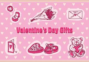 Gratis Valentijnsdag Vector Pictogrammen