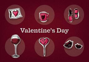 Gratis Valentijnsdag Vector