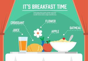 Gratis Vector Food Illustratie 2