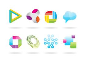 Science and Tech Logo Vectoren