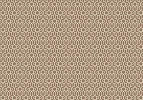 Geschetste Arabische Patroon Achtergrond vector