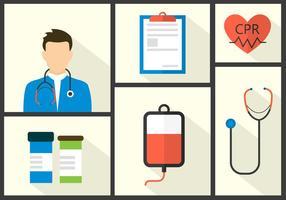 Medische Vector Pictogrammen