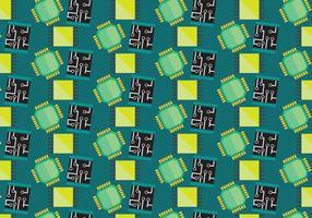 Gratis CPU Vector Patroon # 1