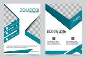 blauwgroen flyer cover