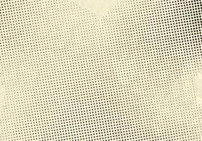 Gratis Vector Grunge Halftone Dots Achtergrond