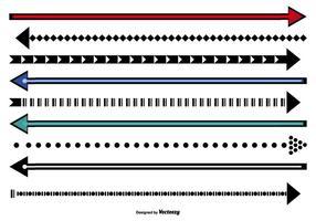 Pijl Vector Dividers
