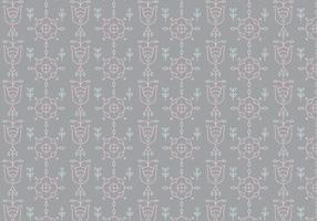 Decoratieve Omtrekpatroon vector