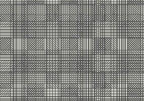 Crosshatch Achtergrond Vector