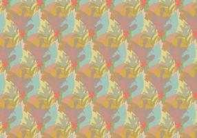 Leavess Pastel Patroon