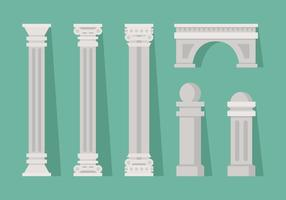 Vector Roman Pijler