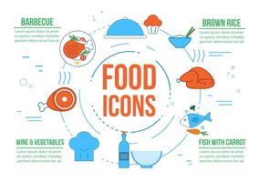 Gratis Vers Vector Voedsel
